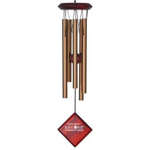Mercury Wind Chime From Woodstock- Plays 5 Note Scale. 38cm Long